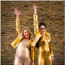 The Scrummy Mummies Show - Komedia